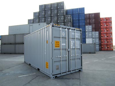 Shipping Container Sales Hire and Self Storage NZ wide delivery
