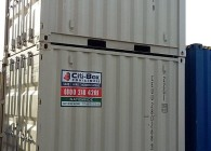 10'GP Containers Side