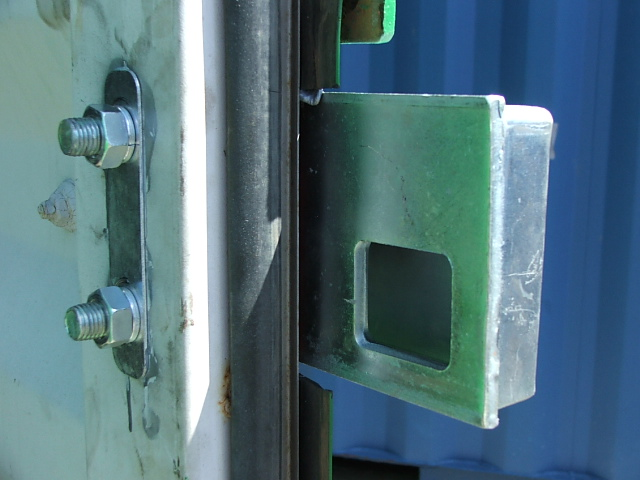 Shipping Container Lock Box – Bolt-On CTBULB | Citi-Box