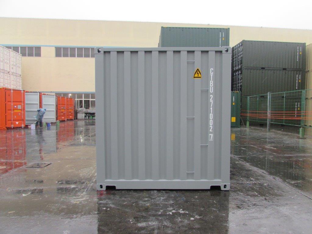 20′ Extra Side Cargo Door Shipping Container – CTBU20CD | Citi-Box